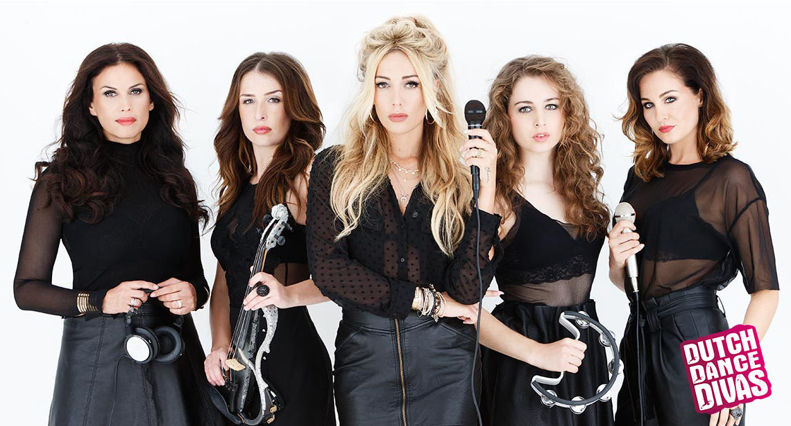 DutchDanceDivas – Quintet